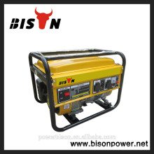 Bison BS2500 2kw Benzin-Generator, AC 3 Phase leise