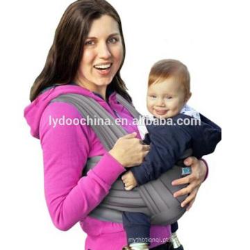Moda Baby Wraps / Baby Carry Bambu / Bebê envoltório Algodão Orgânico com Preço de Fábrica
