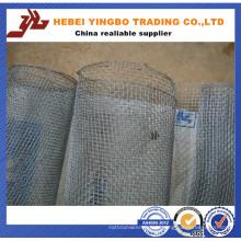 Grillage carré d'acier inoxydable de trou 30/40/60 pour des filtres