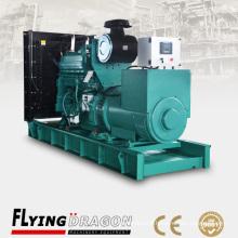 With Cummins 6ZTAA13-G4 engine 400kw Stamord generator 500kva diesel generator