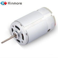 Motor DC eléctrico de 12/24 voltios para taladro inalámbrico