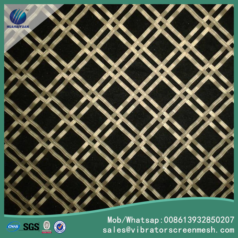 Decorative Woven Wire Screen