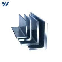 Fornecimento de fábrica durável em uso de aço leve Barra de ângulo laminada a quente em forma de l