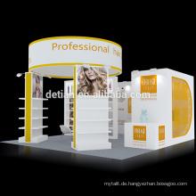 Detian Angebot 20x20ft portable Messe Messestand Design Messestände