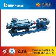 Pompe haute pression horizontale multi-étages
