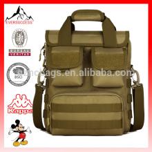 Bolsa de Ombro Mensageiro de Mala de Campo de Malha de Campo de Tático militar Alforje, sacos de escritório HCT0015