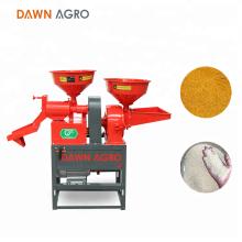 DAWN AGRO Combined Mini Rice Flour Mill Milling Machinery Price in Nigeria