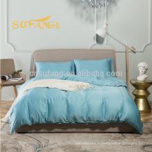 Бамбуковые постельные принадлежности/низкое moq хорошее качество ткань 100% бамбук хлопок постельных принадлежностей