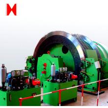 шахтный подъемник с гидравлической станцией и дисковым тормозом
