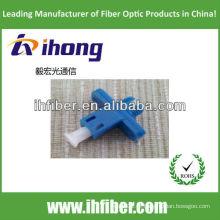Adaptador híbrido de fibra óptica LC-FC