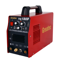 Inverter DC TIG / MMA Machine de soudure par impulsion / Soudeur (TIG180P)