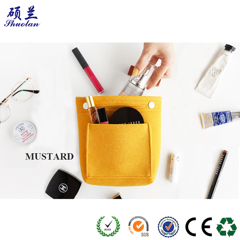 Top Quality Felt Cometic Bag