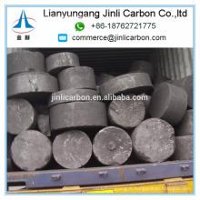 déchets d'électrodes de graphite brisés / électrode de graphite broyée