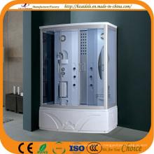 Sala de ducha de vapor con bañera de ABS (ADL-8016)