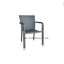 Синтетический ротанг мебель, стул патио (8014)