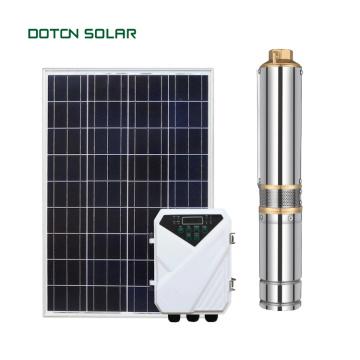 Solarwasserpumpe für die Landwirtschaft 4 Zoll