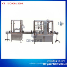 5L Bottle Washing, Filling and Capping Line
