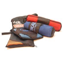 Toalha de praia de microfibra impressa personalizada