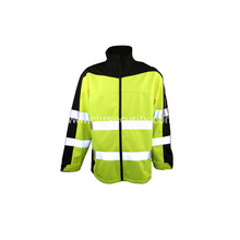 High visibility compound cloth work clothes