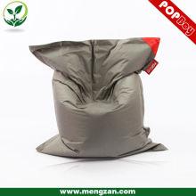 Asiento doble grande al aire libre impermeable sofá bean bolsa de cama