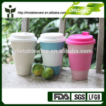 Эко бамбуковые кружки для питья