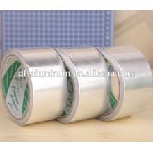 Aluminium-Folie Silber Bänder Kälte-Ausrüstung Kabel selbstklebendes Klebeband