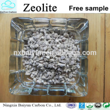 Wastewater Treatment 1-2MM Granular low price Natural Zeolite