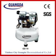 SGS CE 800W 35L 150L/Min Oil Free Air Compressor (GD70)