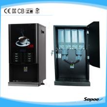 Aprovação CE Sc-71104 Máquina de café automática da tela de toque