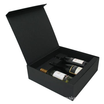 Whiskey Wine Paper Box Dengan Tutup Tutup