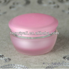 15g 30g 50g Luxury Plastic Frosted Acrylic Cosmetic Jar