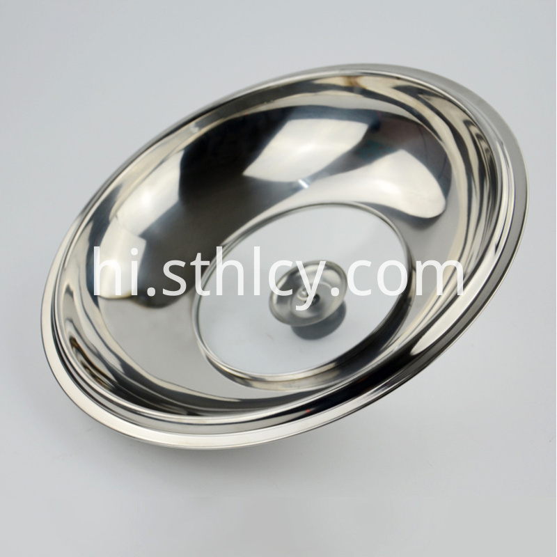 High Quality Stainless Steel Lid