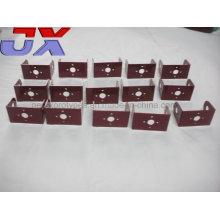 Fábrica de peças de chapa metálica de alta qualidade personalizada