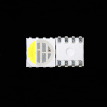 SMD 5050 RGBW LED 4-chips LED RGB Wit
