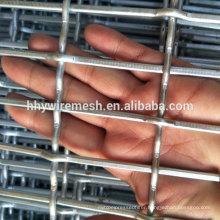 hog ring mesh galvanized crimped hog flooring woven mesh hogcote mesh