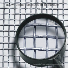 High Carbon Steel Crimped Wire Mesh of Factroy