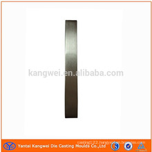 high quality aluminum handle with plating surface