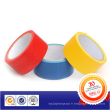 Ruban d'avertissement souterrain de PVC de fournisseur de la Chine pour n'importe quelle couleur