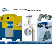 High Speed Round And Square Steel Downpipe Curving Machine With PLC Control