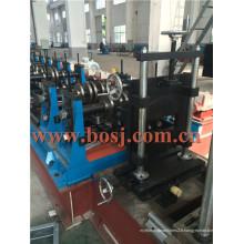 Système galvanisé Echafaudage Rouleau en acier Rouleau formant une machine de production Égypte