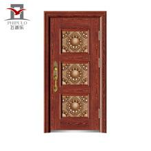 Projeto principal da porta de segurança da porta de aço da porta da sala principal