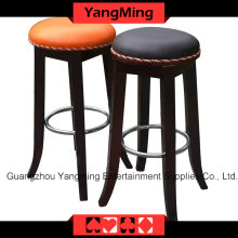 Tall Solid Wood Chair (YM-DK07)