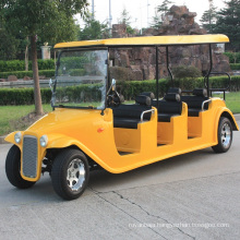Marshell OEM 8 Seats Electric Classic Car for Manor (DN-8D)