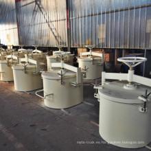 Venta al por mayor de cubiertas de escotilla de actuación marina de acero con precio de fábrica