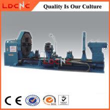 China Heavy Duty Horizontal Precisão Torno CNC Fabricante