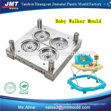 high quality plastic injection baby walker mould supplier