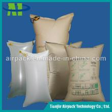Saco inflável grande do Dunnage do ar do papel de embalagem do preço de fábrica da edição da qualidade superior