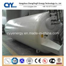 Cyy Welded Steel Lox Lin Lar Lco2 Tank with ASME GB