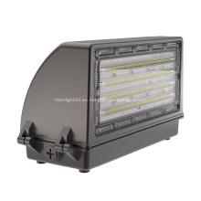 Luz de paquete de pared de aluminio para exteriores con sensor de movimiento 140lm / w