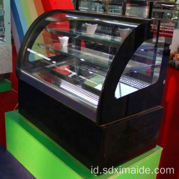 900mm Komersial Countertop Bakery Display Cabinet